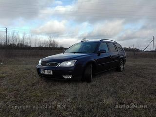 Ford Mondeo 2.0 R4 96kW