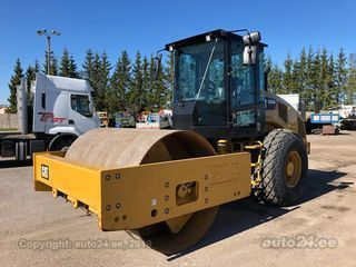 CAT / Caterpillar CS64B  96 kW