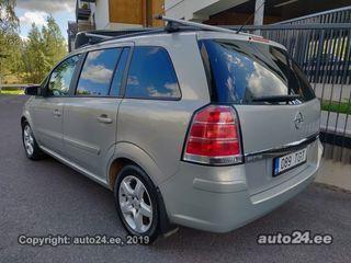 Opel Zafira 1.9 74kW