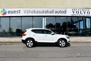 Volvo XC40 AWD INTRO EDITION INTELLI SAFE WINTER PRO 2.0 D4 MY2019 140kW
