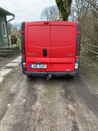 Renault Trafic 74kW
