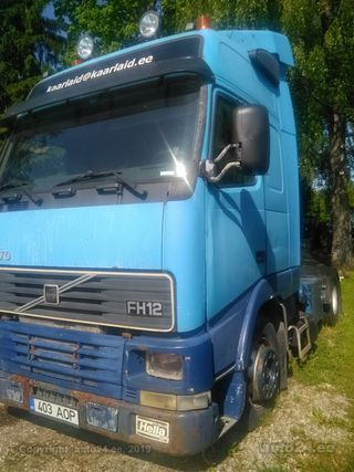 Volvo FH12 r6 309kW