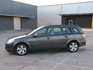 Opel Astra SUPER LUX 1.7 81kW
