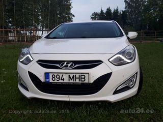 Hyundai i40 Comfort 1.7 100kW