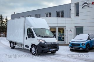 Citroen Jumper L3 Furgoon 130 BlueHdi 2.0 96kW