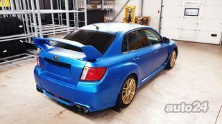 Subaru Impreza STI Racing WRX STI 2.5