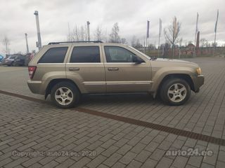 Jeep Grand Cherokee 3.0 160kW