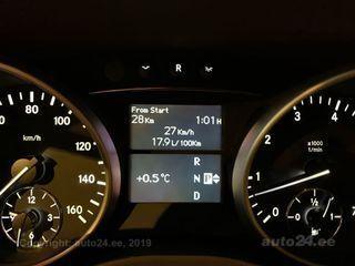 Mercedes-Benz GL 550 AMG 5.5 v8 285kW
