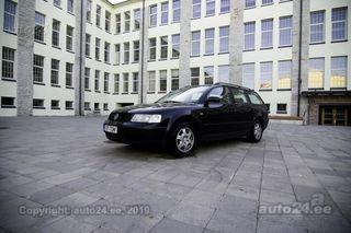 Volkswagen Passat 2.8 142kW