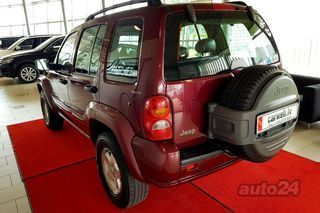 Jeep Cherokee 3.7 Benz ns 155kW