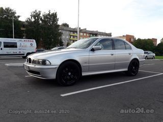 BMW 525 Exclusive 2.5 141kW