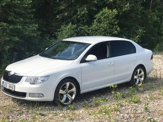 Skoda Superb 2.0 CFF 103kW