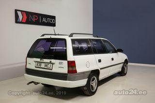Opel Astra CARAVAN 1.4 44kW