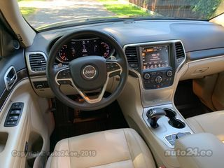 Jeep Grand Cherokee Limited Edition 3.0 184kW