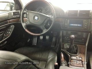 BMW 525 I EDITION EXCLUSIVE 2.5 R6 141kW