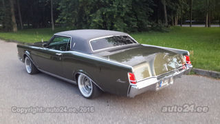Lincoln Continental Mark III Coupe 6.2 V8 125kW