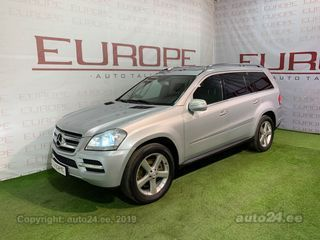 Mercedes-Benz GL 450 4-Matic Long 4.0 225kW