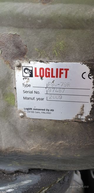 Loglift 96s
