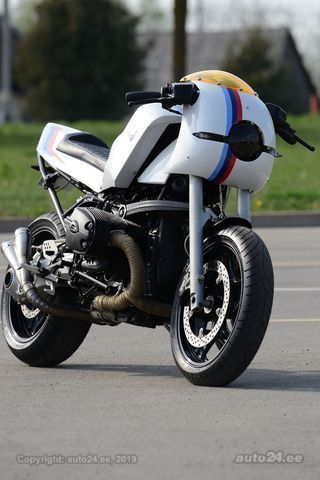 BMW R 1200 RT Cafe Racer Boxer 81kW