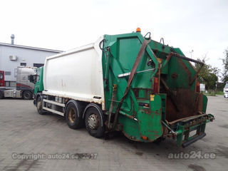 Scania P94 DB 6x2 WITH NORBA RL300S 191kW