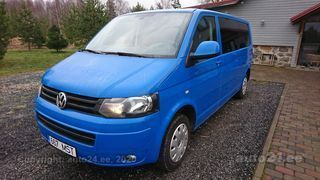 Volkswagen Transporter Doublecab Executive Plus 2.0 75kW