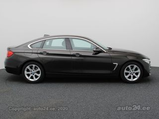 BMW 420 Grand Coupe 2.0 135kW
