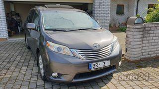 Toyota Sienna Limited 4x4 3.5 V6