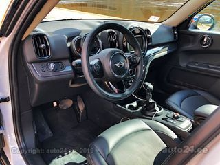 MINI Countryman ALL4 1.5 Twin Power Turbo 100kW