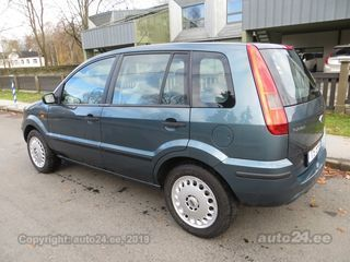 Ford Fusion 1.4 TDCI 50kW