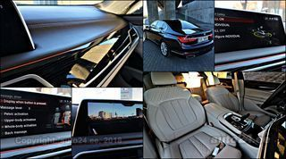 BMW 740 D xDrive Sportautomatic 4.0 235kW