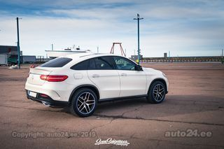 Mercedes-Benz GLE 350 AMG 4MATIC COUPE 3.0 190kW