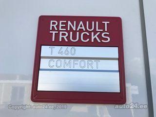 Renault T 460 COMFORT EURO 6 338kW