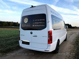 Mercedes-Benz Sprinter 316 CDI- MB BUSPERFECT PLATINUM 2.2 R4 120kW
