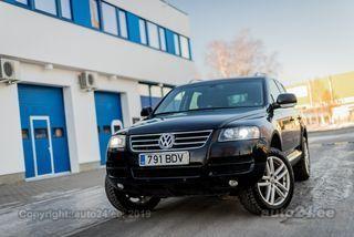 Volkswagen Touareg 2.5 R5 128kW