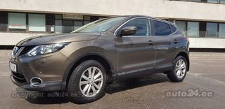Nissan Qashqai Accent Connect Technology Pack 1.2 85kW