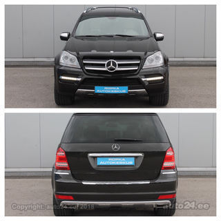 Mercedes-Benz GL 450 AMG Styling 4matic 4.0 CDI 225kW