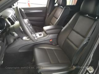 Jeep Grand Cherokee Limited 3.0 V6 CRD 184kW