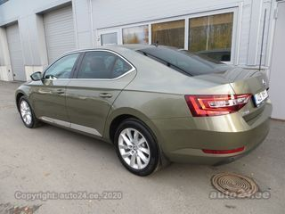 Skoda Superb Elegance Plus 4x4 2.0 140kW