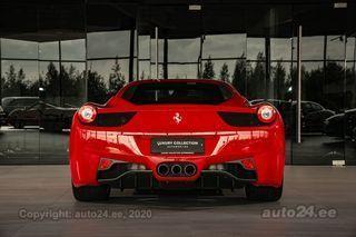 Ferrari 458 Italia 4.5 V8 425kW