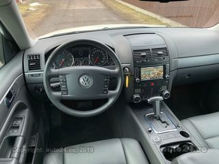 Volkswagen Touareg Executive Limited Edition 2.5 128kW
