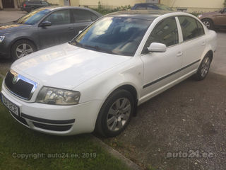 Skoda Superb 1.9 TDI 74kW