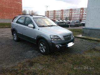 Kia Sorento 2.5 CRDI 103kW