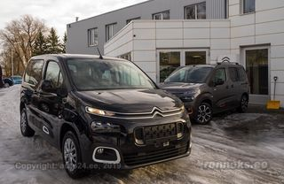 Citroen Berlingo N1 2+3 130 BlueHdi AT8 Busines 96kW