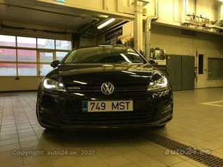 Volkswagen Golf Variant Bluemotion 1.6 TDI 81kW