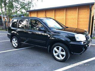 Nissan X-Trail Limited Edition 2.2 Dci 100kW