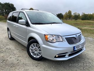 Lancia Voyager Limited STOW N GO 7p 2.8 CRD 120kW