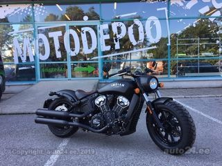 Indian Scout Bobber 70kW