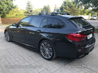 BMW 520 M xDrive Performance 2.0 140kW