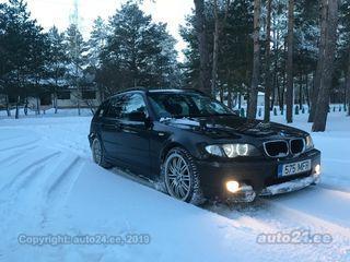 BMW 330 E46 3.0 R6 150kW