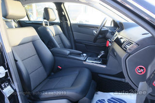 Mercedes-Benz E 200 AVANTGARDE 2.1 CDI BLUEEFFICIENCY 100kW
